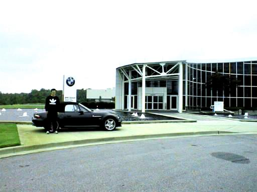 Bmw Greenville Sc >> Museum At Bmw Plant Greenville S C